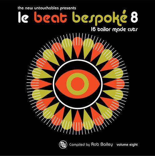 V/A - Le Beat Bespoke #8 - The New Untouchables Presents.... LP (NEW)