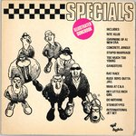 SPECIALS, THE - The Specials / More Specials ILLUSTRATED SONGBOOK (VG+)