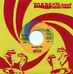 "TOADS OF THE SHORT FOREST - The wind up bird 7"" + P/S (NEW) (M)"