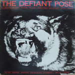 V/A - The Defiant Pose LP (VG/VG+) (P)