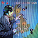 VAPORS, THE - New Clear Days LP (VG+/VG+) (M)