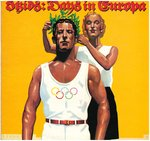 SKIDS, THE - Days In Europa - LP (EX/EX) (P)