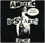 "ANGELIC UPSTARTS, THE - I'm An Upstart - 12"" + P/S (VG+/EX-) (P) (LIMITED EDITION)"