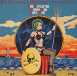 "V/A - Britannia Waives The Rules EP 12"" + P/S (VG+/VG) (P)"