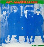 ANTI-NOWHERE LEAGUE - We Are ... The League LP (VG+/VG+) (P)