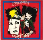 "SPECIMEN - Sharp Teeth EP - 12"" + P/S (VG+/EX) (P)"