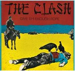 CLASH, THE - Give E'm Enough Rope - LP (EX/EX) (P)