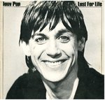 POP, IGGY - Lust For Life - LP (VG/VG-) (P)
