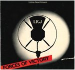 LINTON KWESI JOHNSON - Forces Of Victory - LP (VG+/VG+) (P)