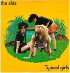 "SLITS, THE - Typical Girls EP - 12"" + P/S (EX-/EX) (P)"