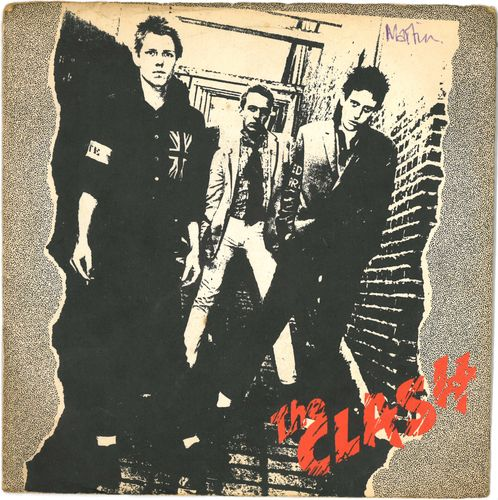 "CLASH, THE - Remote Control - 7"" + P/S (VG/VG+) (P)"