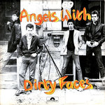 "SHAM 69 - Angels With Dirty Faces - 7"" + P/S (EX/EX) (P)"