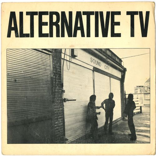 "ALTERNATIVE T.V. - Life After Life - 7"" + P/S (VG+/VG+) (P)"