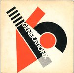 "GENERATION X - Your Generation / Day By Day - 7"" + P/S (VG+/VG+) (P)"