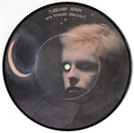 "TUBEWAY ARMY - Are 'Friends' Electric? - PICTURE DISC 7"" (EX-/EX) (P)"