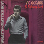 VIC GODARD & SUBWAY SECT ‎- What's The Matter Boy? LP (VG/VG) (P)