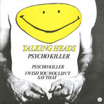"TALKING HEADS - Psycho Killer EP 12"" + P/S (EX/EX) (P)"