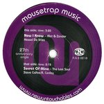 "MOUSETRAP 45'S – 27TH ANNIVERSARY SINGLE - Met & Zonder / The Lost Soul 7"" (NEW) (M)"
