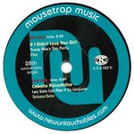 "MOUSETRAP 45'S – 28TH ANNIVERSARY SINGLE - Travis Pike's Tea Party / Caballo Psicodelic 7"" (NEW) (M)"