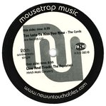 "MOUSETRAP 45'S – 26TH ANNIVERSARY SINGLE - The Cords / The Aquamen 7"" (NEW) (M)"