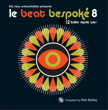V/A - Le Beat Bespoke #8 - The New Untouchables Presents.... DOWNLOAD