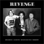 "REVENGE, THE - Our Generation EP 12"" + P/S (NEW) (P)"