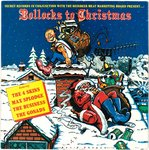 "V/A - Bollocks To Christmas EP 7"" + P/S (VG/POOR) (P)"