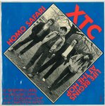 "XTC - Life Begins At The Hop 7"" + PVC P/S (EX/EX-) (P)"