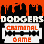 "DODGERS, THE - Criminal Game EP 7"" + P/S (NEW) (P)"