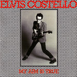 ELVIS COSTELLO & THE ATTRACTIONS - My Aim Is True - LP (EX-/VG+) (P)