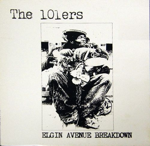 101'ERS, THE - Elgin Avenue Breakdown LP (EX/EX) (P)