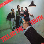 SHAM 69 - Tell Us The Truth LP (EX/VG*) (P)