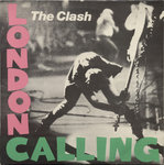 CLASH, THE - London Calling DOUBLE LP (VG/VG) (P)