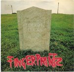 "FINGERPRINTZ - Tough Love 7"" + P/S (VG+/VG) (M)"
