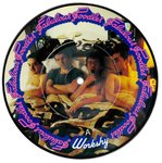 "FABULOUS POODLES, THE - Workshy (PIC DISC) 7"" (-/EX) (M)"
