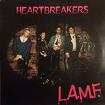 HEARTBREAKERS, THE - L.A.M.F. - LP (VG+/VG) (P)