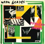"NEON HEARTS - Popular Music 7"" + P/S (VG+/VG+) (P)"