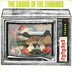"MEMBERS, THE - The Sound Of The Suburbs (CLEAR VINYL) 7"" + P/S (VG+/VG+) (P)"