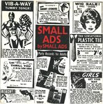 "SMALL ADS - Small Ads 7"" + P/S (/) (M)"