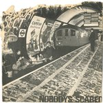 "SUBWAY SECT - Nobodys Scared - 7"" + P/S (POOR/VG) (P)"