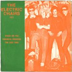 "ELECTRIC CHAIRS, THE - Stuck On You - 7"" + P/S (VG/EX) (P)"