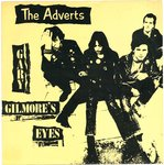 "ADVERTS, THE - Gary Gilmore's Eyes EP 7"" + P/S (EX/EX) (P)"
