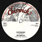 "GORILLAS, THE - Gatecrasher - 7"" (-/VG+) (P)"