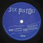 "SEX PISTOLS, THE - God Save The Queen - 7"" (-/VG+) (P)"