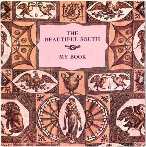 "BEAUTIFUL SOUTH, THE - My Book - 7"" + P/S (EX/EX) (M)"