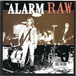 "ALARM, THE - Raw (RED VINYL) - 7"" + P/S (EX/EX) (P)"