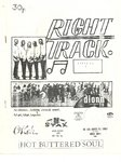 Right Track - Issue 5 FANZINE (EX)