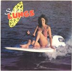 "SURFIN' LUNGS, THE - Surf-Jet Girl EP 7"" + P/S (EX-/VG) (M)"