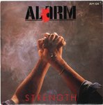 "ALARM, THE - Strength - 7"" + P/S (EX/EX) (P)"