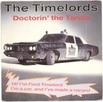 "TIMELORDS, THE - Doctorin' The Tardis 7"" + P/S (VG+/VG+) (M)"